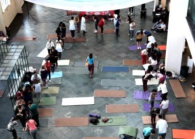 Yoga Dance, com Laliita e Anasuya